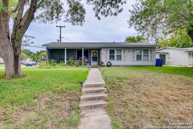 103 Tipperary Ave, San Antonio, TX 78223 (MLS #1483321) :: Concierge Realty of SA