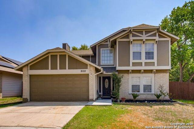 8102 Seldon Trail, San Antonio, TX 78244 (MLS #1483323) :: The Lugo Group
