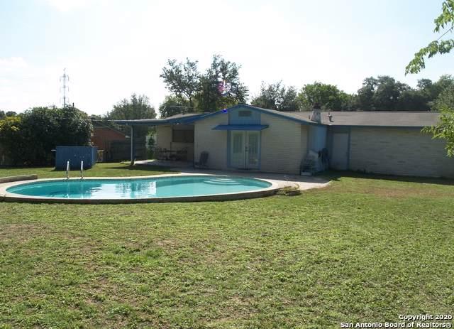 105 Surrey Ln, Universal City, TX 78148 (MLS #1483350) :: The Heyl Group at Keller Williams