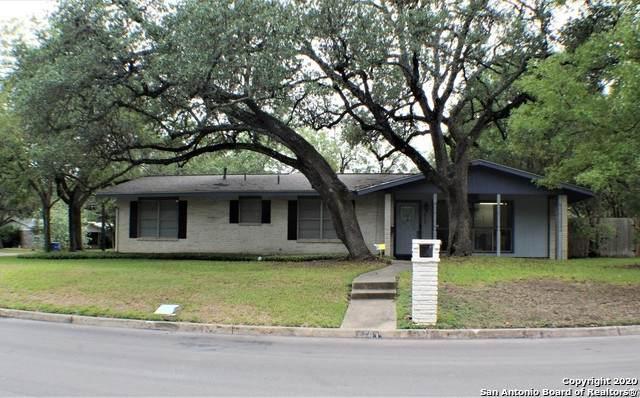 8703 Charro Ln, San Antonio, TX 78217 (MLS #1483355) :: The Real Estate Jesus Team