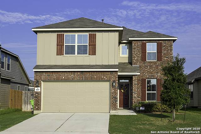 8327 Angelina Parke, San Antonio, TX 78254 (MLS #1483369) :: The Real Estate Jesus Team