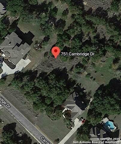 751 Cambridge Dr, New Braunfels, TX 78132 (MLS #1483382) :: ForSaleSanAntonioHomes.com