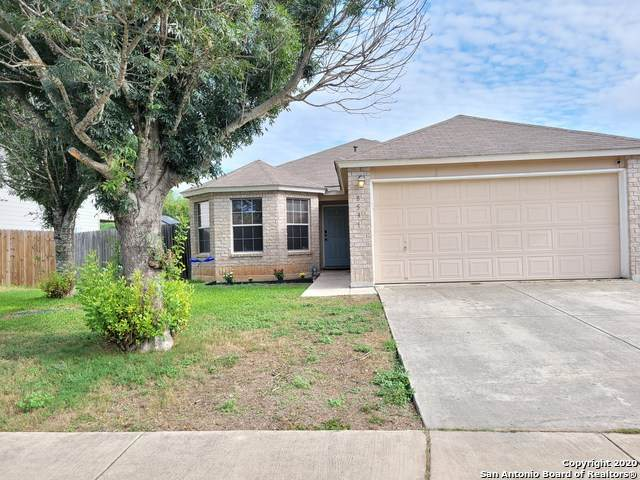 8531 Lone Shadow Trail, Converse, TX 78109 (MLS #1483413) :: The Real Estate Jesus Team