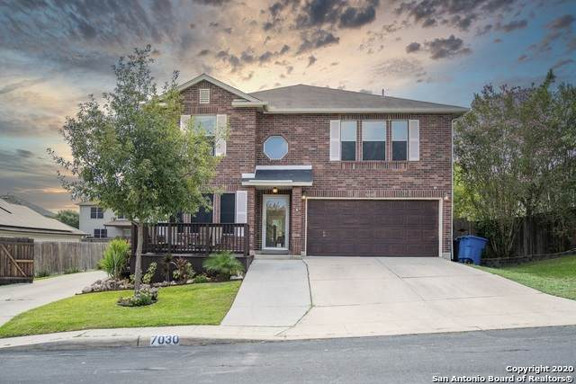 7030 Teton Ridge, San Antonio, TX 78233 (MLS #1483428) :: EXP Realty