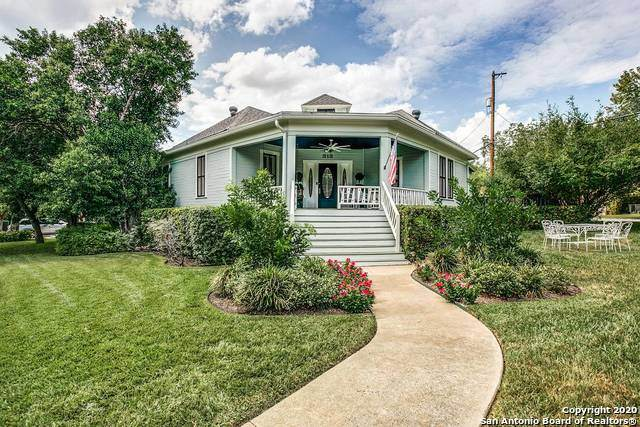313 Albany St, Alamo Heights, TX 78209 (MLS #1483511) :: Santos and Sandberg