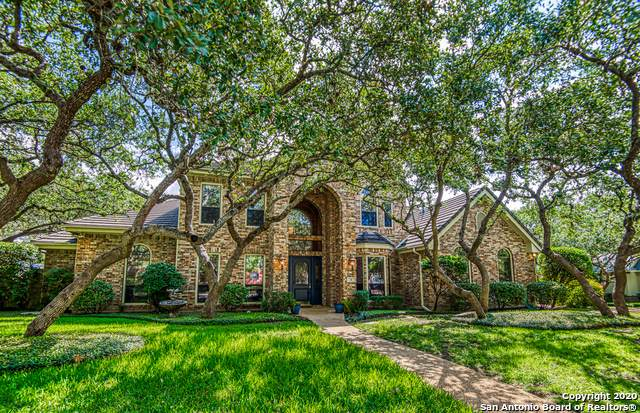 18 Palace Place Dr, San Antonio, TX 78248 (MLS #1483520) :: The Real Estate Jesus Team