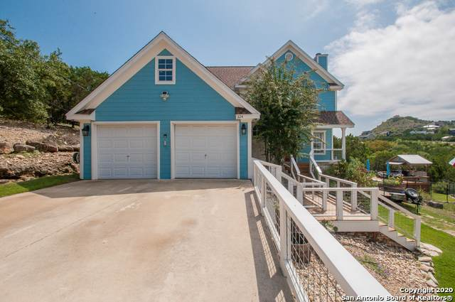 324 Village View Dr, Canyon Lake, TX 78133 (MLS #1483523) :: The Heyl Group at Keller Williams
