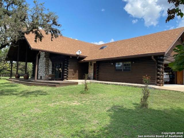 3166 Cypress Creek Rd, Comfort, TX 78013 (MLS #1483545) :: The Heyl Group at Keller Williams