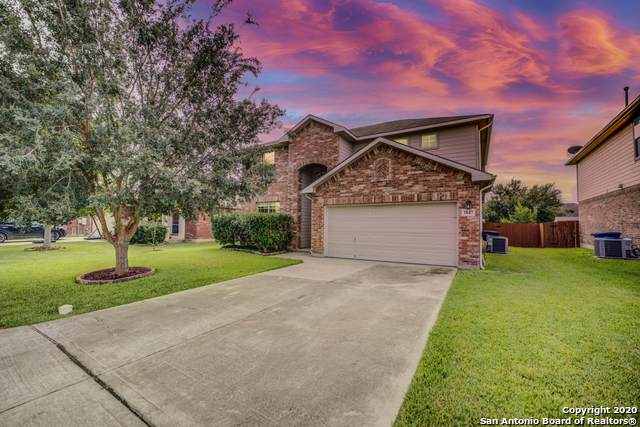 1847 Thrasher Trail, New Braunfels, TX 78130 (MLS #1483623) :: The Castillo Group
