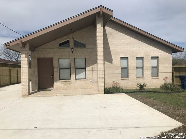 291 Riverdale Dr, San Antonio, TX 78228 (MLS #1483653) :: Tom White Group