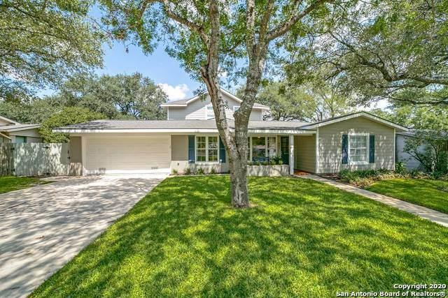 407 Woodcrest Dr, San Antonio, TX 78209 (MLS #1483659) :: Concierge Realty of SA