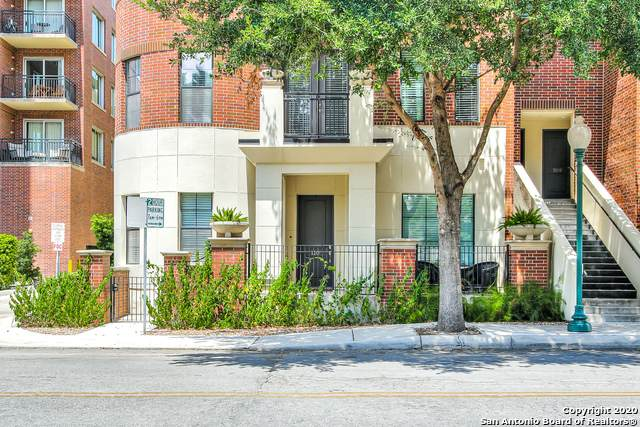 215 N Center St #110, San Antonio, TX 78202 (MLS #1483692) :: Williams Realty & Ranches, LLC