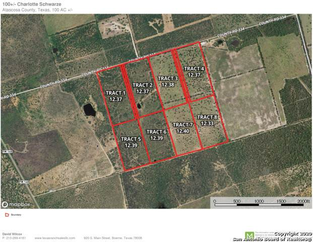 TRACT 2 County Road 334, Charlotte, TX 78011 (MLS #1483706) :: Maverick