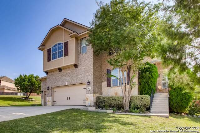 814 Synergy Ln, San Antonio, TX 78260 (MLS #1483742) :: Neal & Neal Team