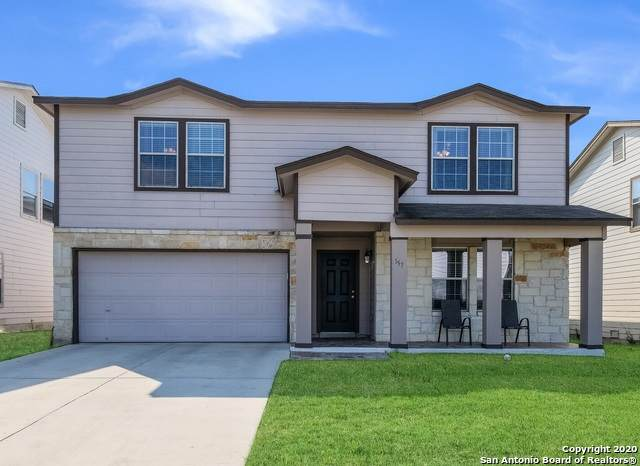 157 Gatewood Falls, Cibolo, TX 78108 (#1483809) :: The Perry Henderson Group at Berkshire Hathaway Texas Realty