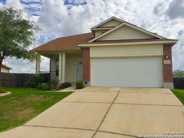 3806 Maiden Way, Converse, TX 78109 (MLS #1483824) :: The Castillo Group