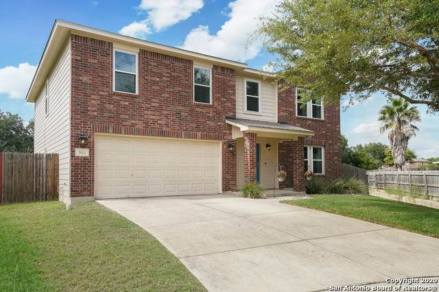 9011 Saint Julien Ct, San Antonio, TX 78240 (MLS #1483832) :: The Castillo Group