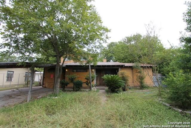 127 Loy Dr, San Antonio, TX 78228 (MLS #1483870) :: The Lugo Group