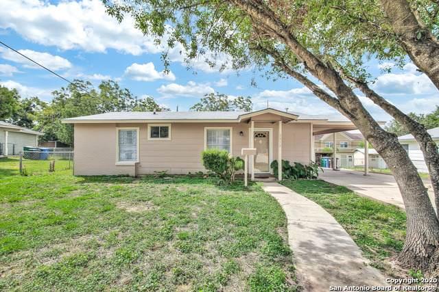 2958 Lasses Blvd, San Antonio, TX 78223 (MLS #1483875) :: The Lugo Group