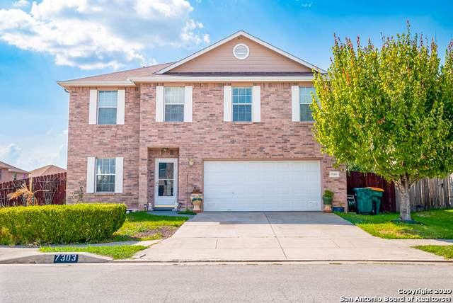 7303 Copper Meadows, Converse, TX 78109 (MLS #1483892) :: The Gradiz Group