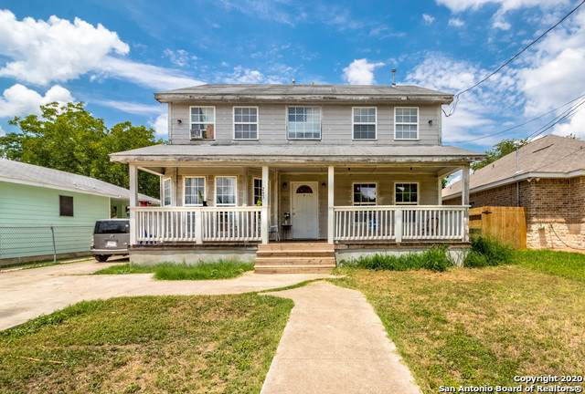 247 Vincent St, San Antonio, TX 78211 (MLS #1483900) :: The Real Estate Jesus Team