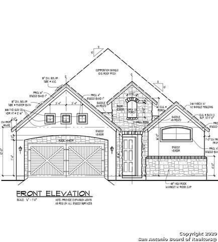 945 Gruene Place Dr, New Braunfels, TX 78130 (MLS #1483920) :: The Mullen Group | RE/MAX Access