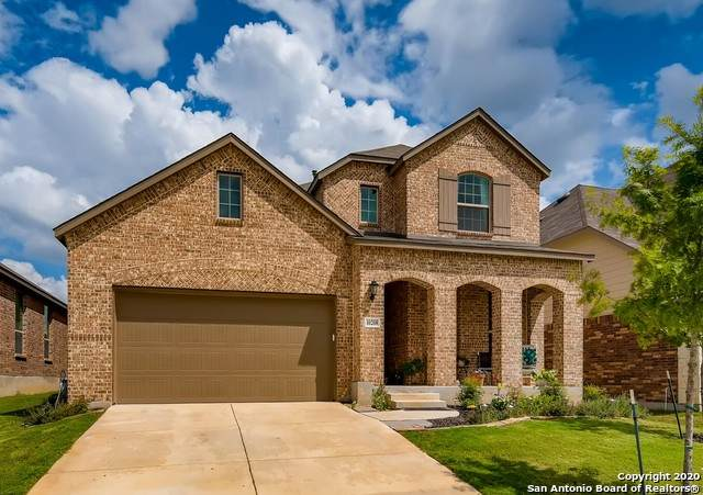 10208 High Noon Dr, San Antonio, TX 78254 (MLS #1483936) :: The Gradiz Group