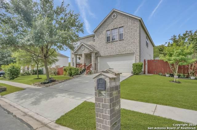 8534 Cherokee Ridge, Converse, TX 78109 (MLS #1483940) :: The Real Estate Jesus Team