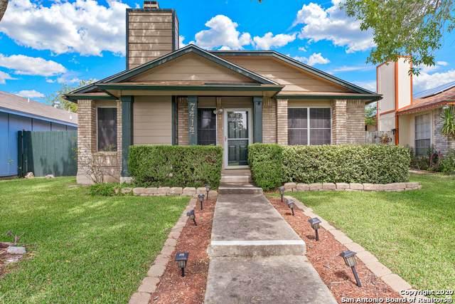 7414 Weybridge, San Antonio, TX 78250 (MLS #1483958) :: The Real Estate Jesus Team