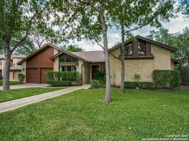 13242 Hunters Breeze St, San Antonio, TX 78230 (MLS #1483989) :: Maverick
