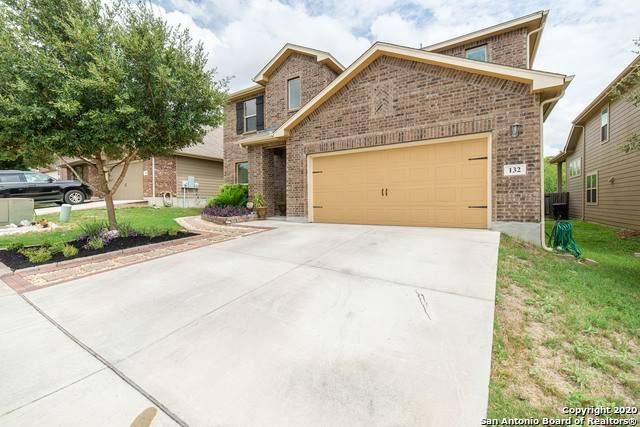 132 Grand Vista, Cibolo, TX 78108 (MLS #1483998) :: The Gradiz Group