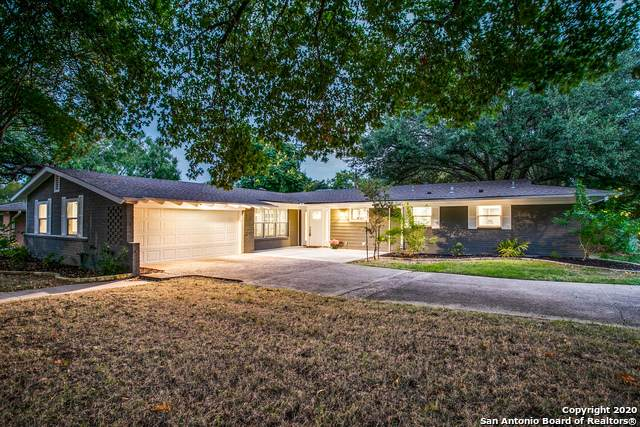 7502 N Vandiver Rd, San Antonio, TX 78209 (MLS #1484000) :: The Real Estate Jesus Team