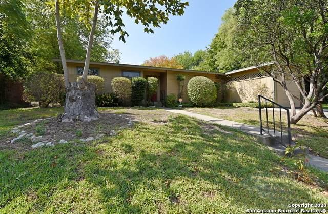 538 Wayside Dr, San Antonio, TX 78213 (MLS #1484016) :: Concierge Realty of SA
