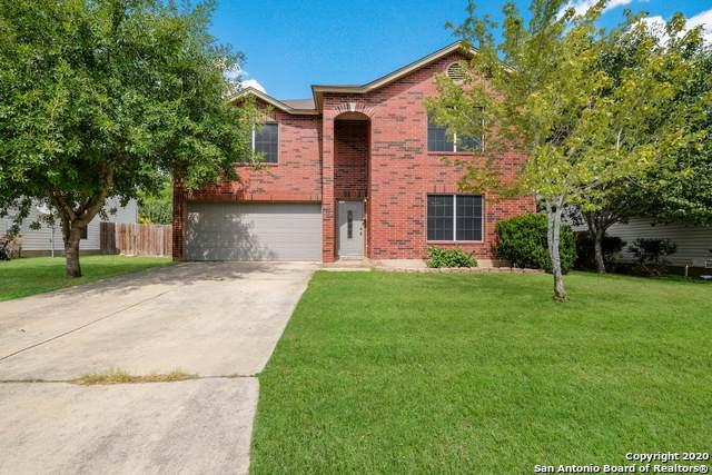 1057 Stone Trail, New Braunfels, TX 78130 (MLS #1484025) :: Santos and Sandberg