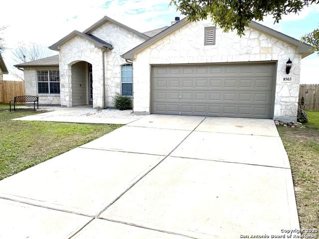 8503 Winchester Way, San Antonio, TX 78254 (MLS #1484041) :: Concierge Realty of SA