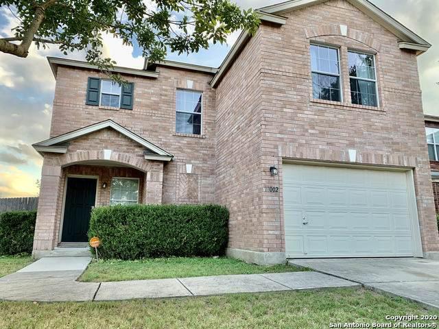 11002 Barclay Pt, San Antonio, TX 78254 (MLS #1484044) :: EXP Realty