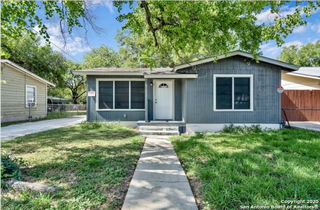 1035 Kendalia Ave, San Antonio, TX 78221 (MLS #1484056) :: The Mullen Group | RE/MAX Access