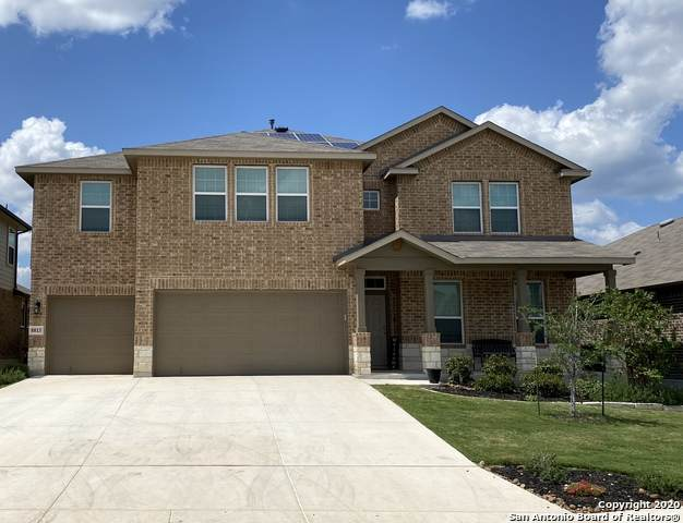8813 Chavez Path, San Antonio, TX 78254 (MLS #1484078) :: Maverick