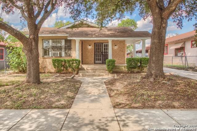 1139 E Drexel Ave, San Antonio, TX 78210 (MLS #1484096) :: The Real Estate Jesus Team