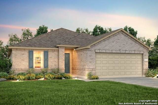 638 Ridgehorn, New Braunfels, TX 78130 (#1484116) :: The Perry Henderson Group at Berkshire Hathaway Texas Realty