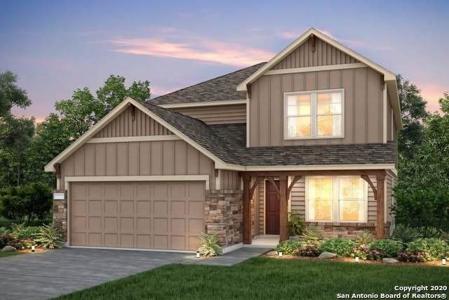 778 Steeplebush, New Braunfels, TX 78130 (MLS #1484136) :: Maverick