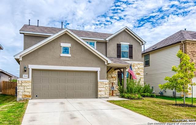 3943 Legend Rock, New Braunfels, TX 78130 (MLS #1484146) :: EXP Realty