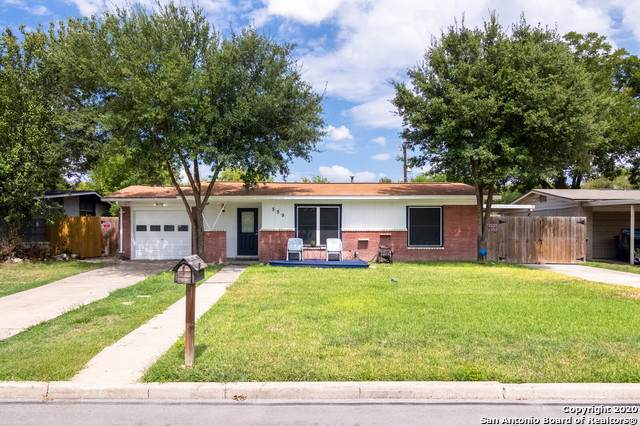 559 Blaze Ave, San Antonio, TX 78218 (MLS #1484166) :: Maverick