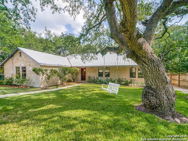 213 W Highland Dr, Boerne, TX 78006 (MLS #1484184) :: The Castillo Group