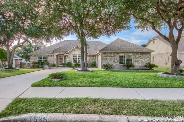 1636 Circle Oak Dr, Schertz, TX 78154 (MLS #1484186) :: The Mullen Group | RE/MAX Access