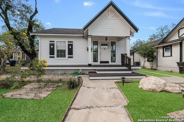 746 Fulton Ave, San Antonio, TX 78212 (MLS #1484191) :: The Real Estate Jesus Team