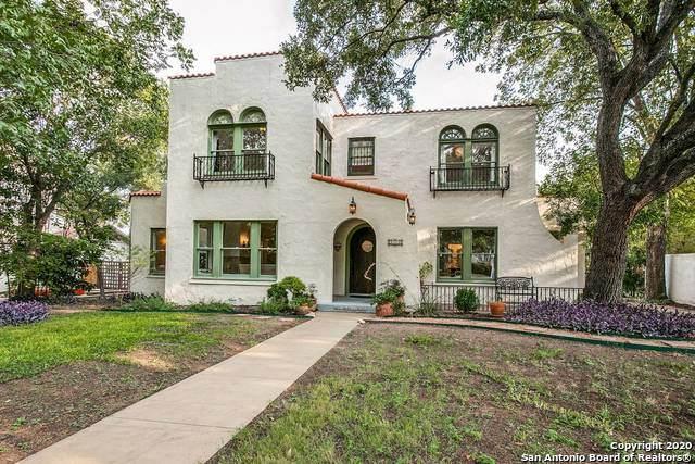 339 W Hollywood Avenue, San Antonio, TX 78212 (MLS #1484250) :: EXP Realty