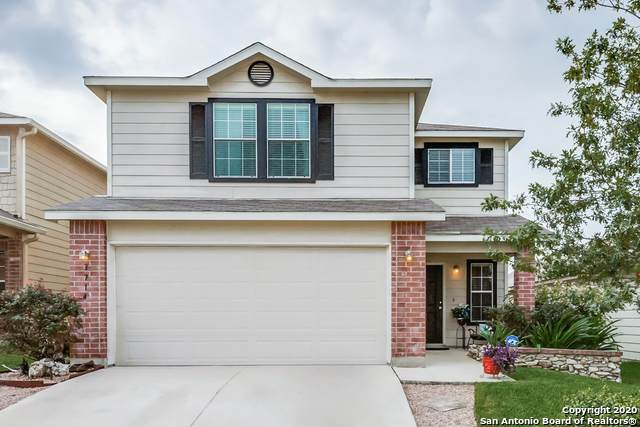 3714 Fringe Breeze, San Antonio, TX 78261 (#1484261) :: The Perry Henderson Group at Berkshire Hathaway Texas Realty