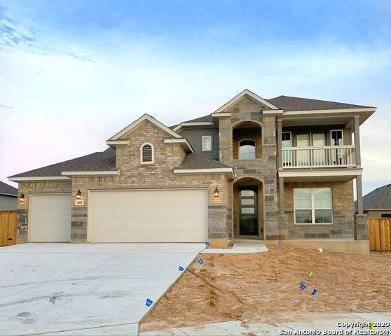 408 St. Etienne, Cibolo, TX 78108 (#1484276) :: The Perry Henderson Group at Berkshire Hathaway Texas Realty