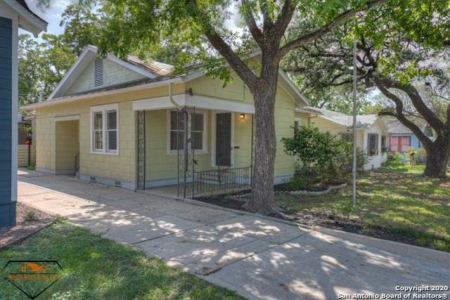 1650 Steves Ave, San Antonio, TX 78210 (MLS #1484321) :: Alexis Weigand Real Estate Group